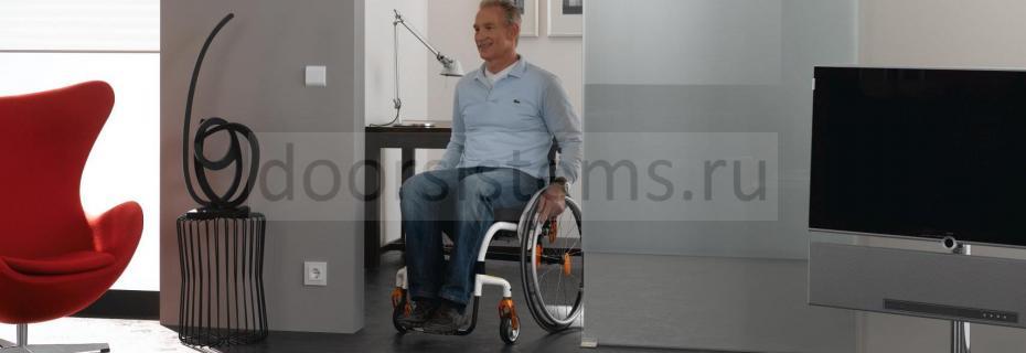 """Дверные доводчики для программы """"Доступная среда"""" (для инвалидов)"""