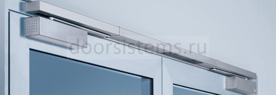 Доводчики для дверей из алюминиевого профиля