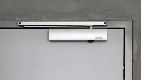 Доводчик двери Geze (Гезе) TS-5000  . Фото.